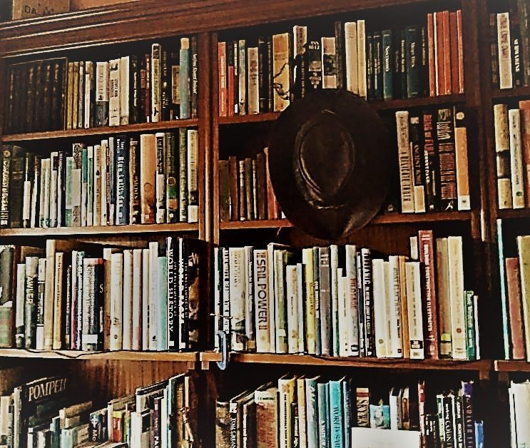OF BOOKS AND WRITING